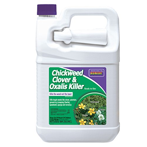 Chickweed Clover Oxalis Killer 128 FL (1 Gal) - 0613 – Bci
