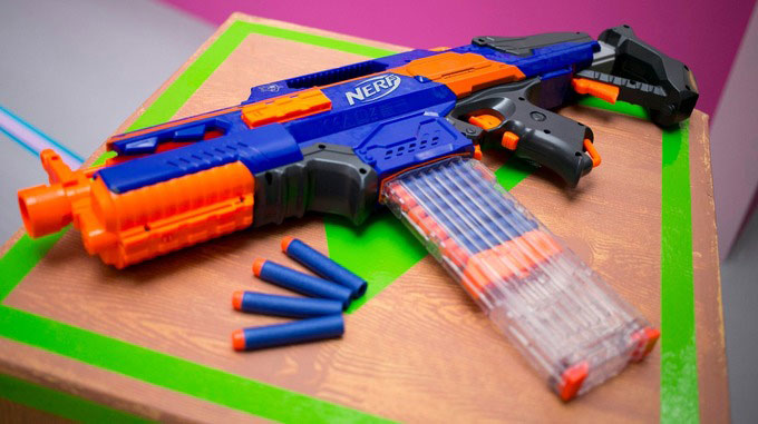 The Best Nerf Guns Ever! 2019 Buyers Guide And Reviews ...