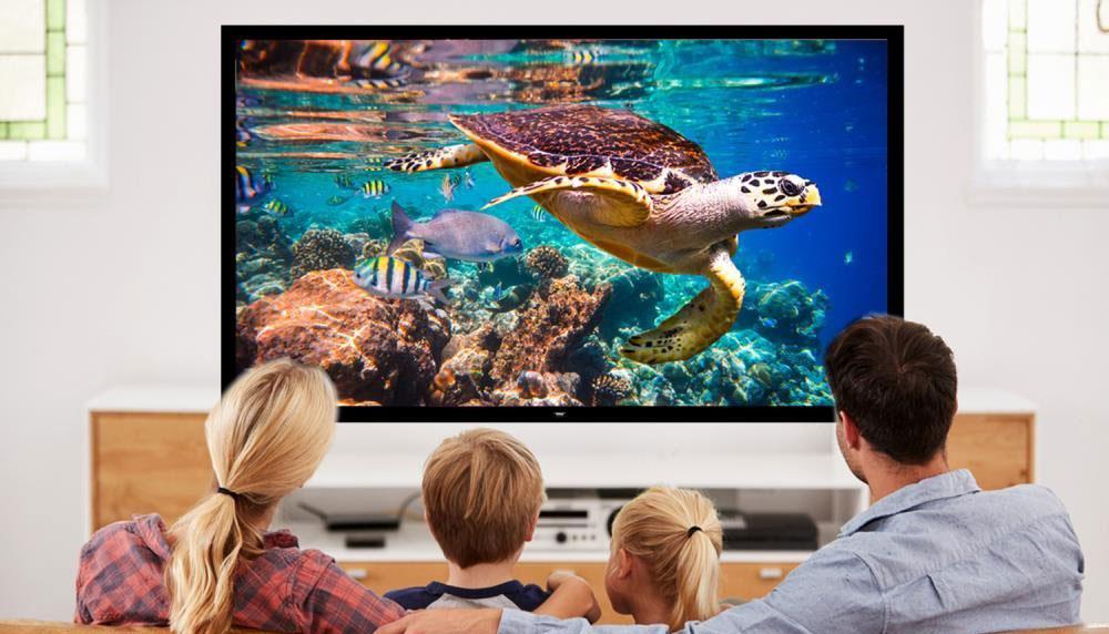 best screen projector