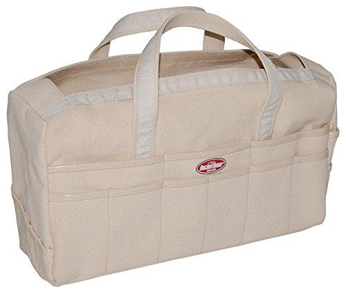 Bucket Boss 60002 Original Riggers Bag Natural Color