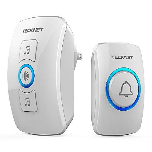 TeckNet Wireless Doorbell