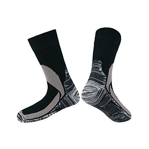 ZEALIYUE Waterproof Windproof Breathable Socks
