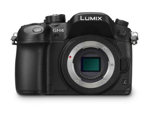 Panasonic Lumix GH4 Body 4K Mirrorless Camera