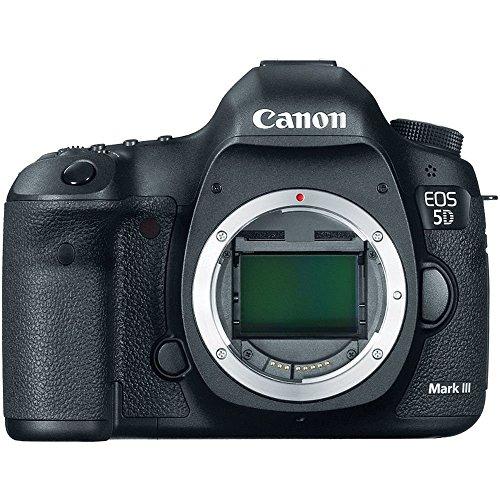 Canon EOS 5D Mark III 22.3 MP Full Frame CMOS with 1080p SLR Camera (Body)