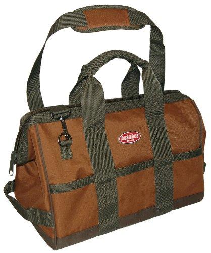 Bucket Boss 60016 Gatemouth 16 Tool Bag