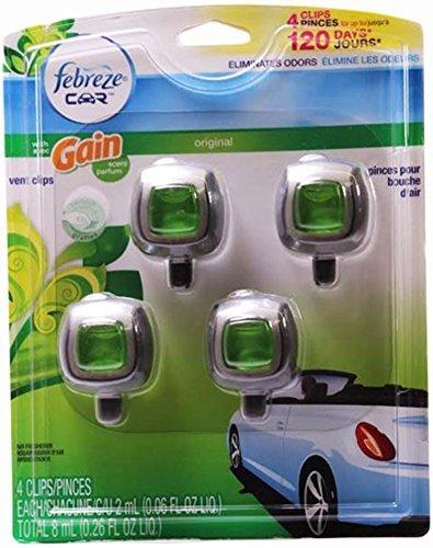Febreze Car Vent-clip Air Freshener