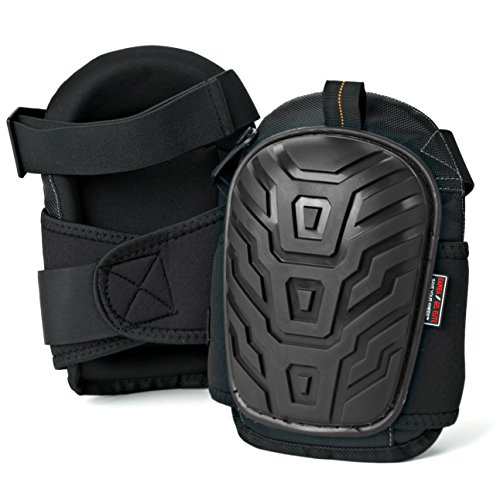 Gel Elite Knee Pads For Work and Gardening by Gamba Tools
