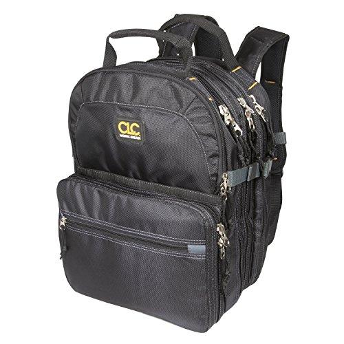 CLC Custom Leathercraft 1132 75-Pocket Tool Backpack
