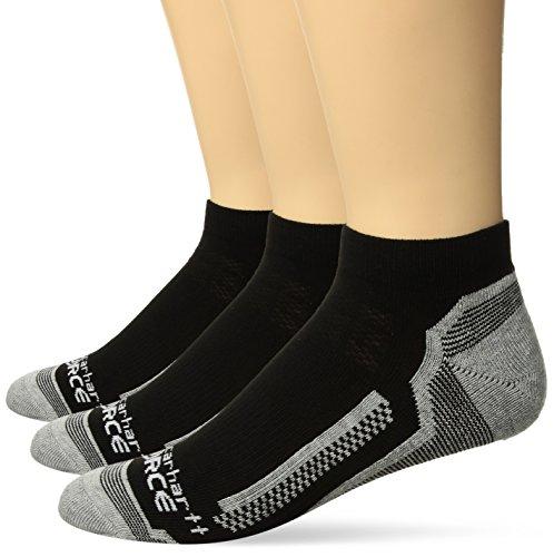 Carhartt Men's Low Cut Force Work Socks