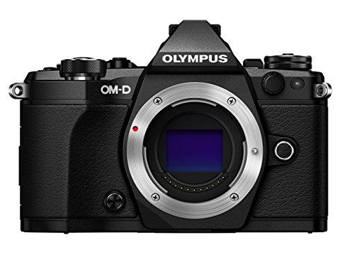 Olympus OM-D E-M5 Mark II (Black) (Body Only)