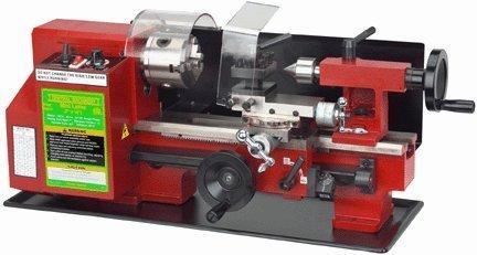 The Central Machinery Mini Lathe