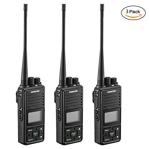 2 Ways Radio Long Range Samcom FPCN10A Walkie Talkie