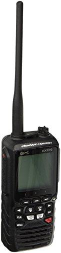 Standard Horizon HX870 6W Floating Handheld VHF Radio