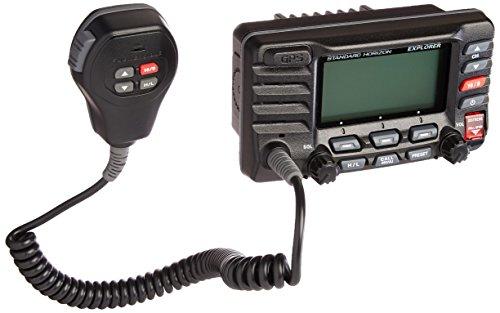 Standard Horizon GX1700B Standard Explorer GPS VHF Marine Radio