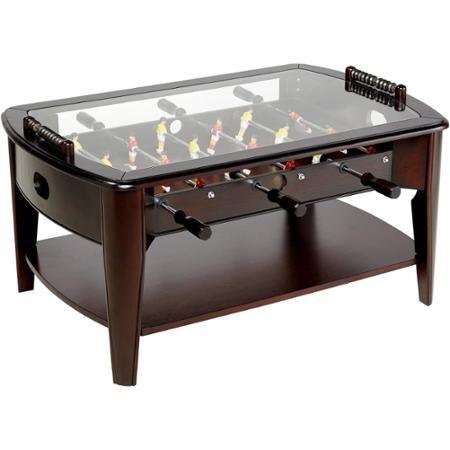 Foosball Coffee Game Table