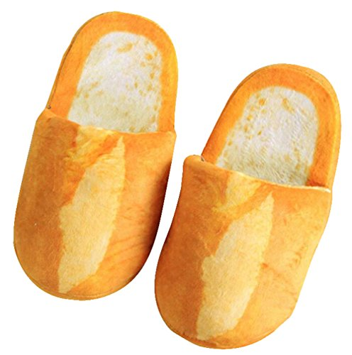 October Elf French Baguette Slippers