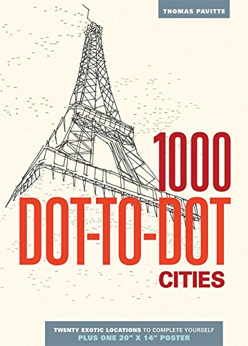 100 Dot-to-Dot Cities