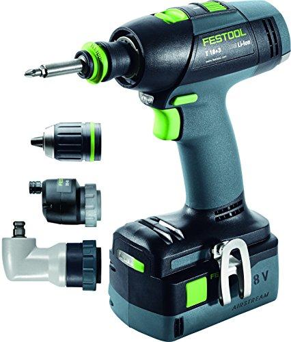 T18 Cordless Drill Set