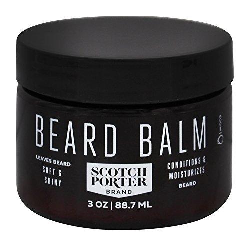 Scotch Porter - All Natural Men's Beard Balm