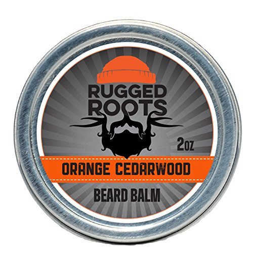 Rugged Roots Beard Balm and Leave-in Conditioner
