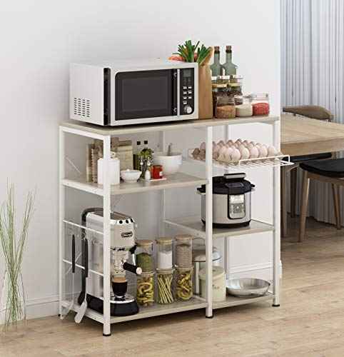 Best Microwave Stands For 2019 - A Handy Kitchen Storage ...