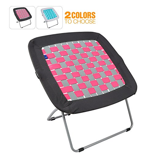 REDCAMP Folding Bungee Web Chair