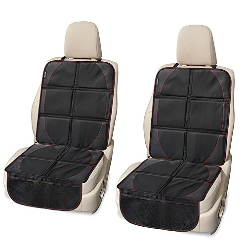HIPPIH Car Seat Protector 2 Pack