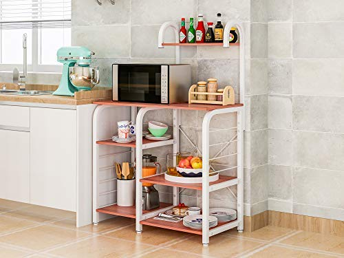 McNeil 3-Tier+4-Tier Microwave Stand