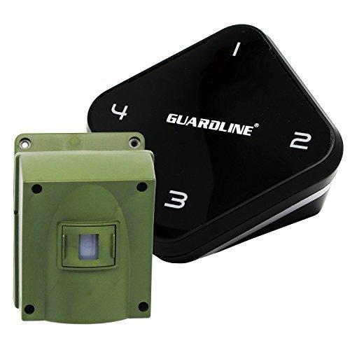 Guardline ¼ Mile Long Range Wireless Driveway Alarm
