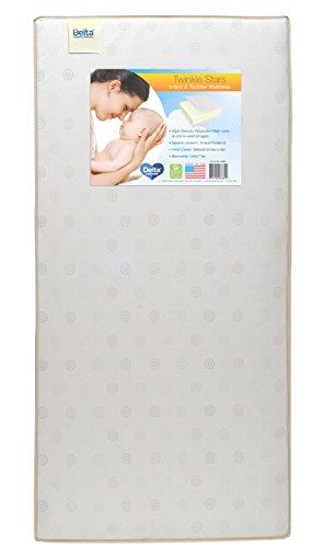 Delta Children Twinkle Stars Crib Mattress