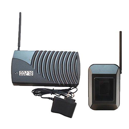 Rodann Electronic Wireless Driveway Alarm