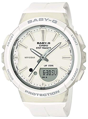 Casio White Plastic Watch