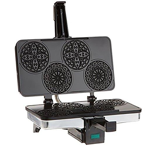 CucinaPro 220 - 03 Mini Pizzelle Maker