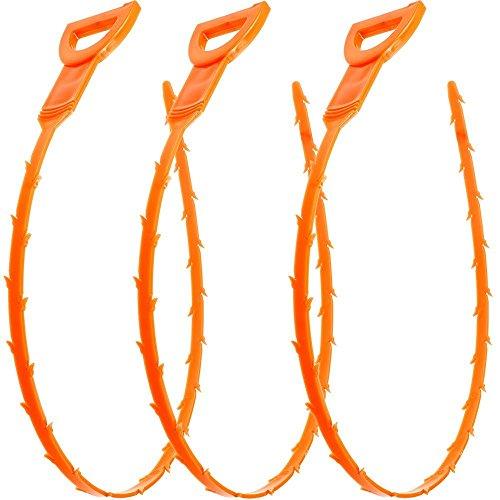 Alternative To Chemical Drain Cleaner for Hair - The Drain Snake
