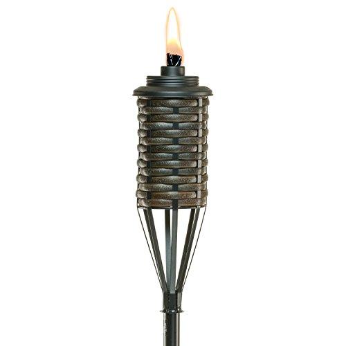 TIKI Brand Bali Metal Torch