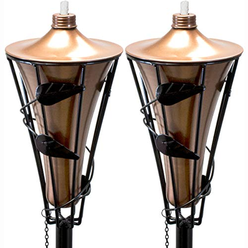 Matney Outdoor Patio Torches