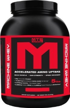 MTS Nutrition Machine Whey, Great Tasting Protein