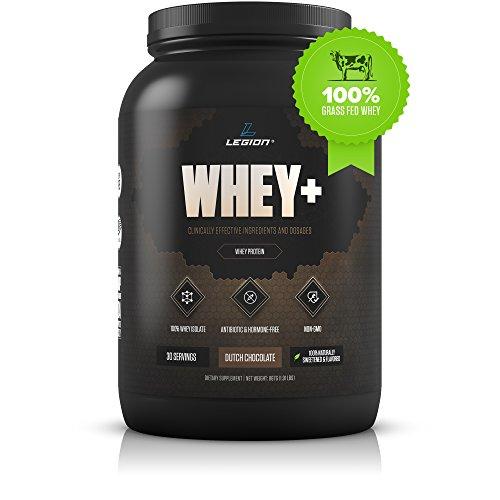 Legion Whey+ Chocolate Isolate Protein Powder