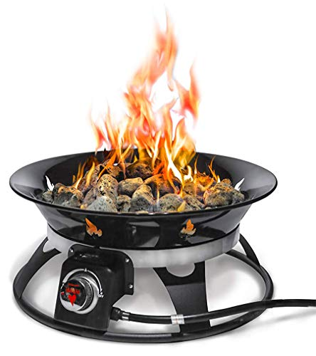 Outland Firebowl Mega Outdoor Propane Gas Fire Pit