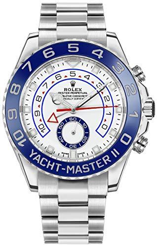 Rolex Yacht Master II White Dial Man's Watch