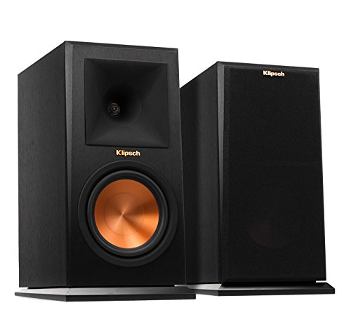 KlipschRP-160M Bookshelf Speaker - Ebony
