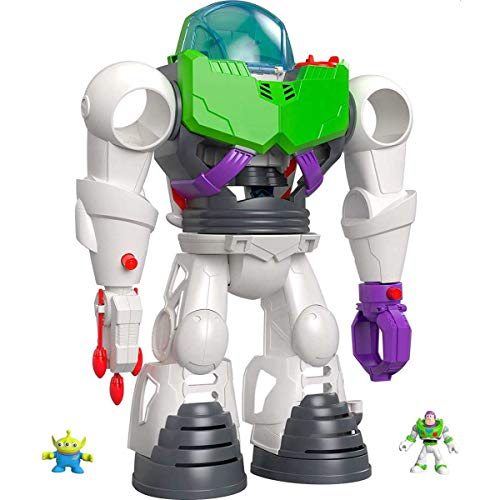 Fisher-Price Imaginext Playset Featuring Buzz Lightyear