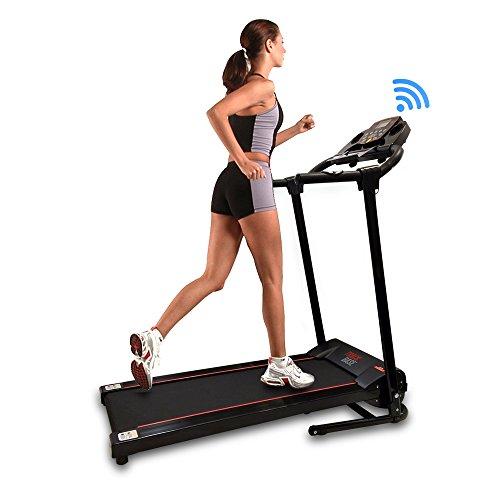 SereneLife Smart Digital Folding Exercise Machine