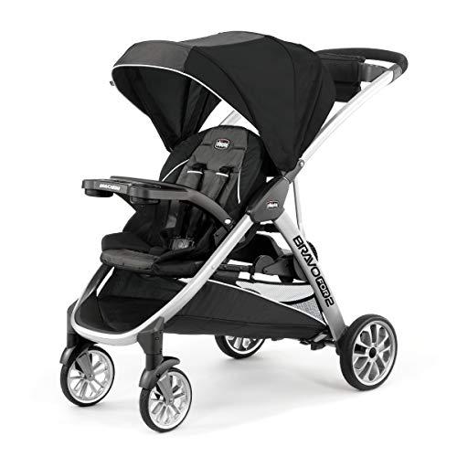 Chicco BravoFor2 Standing/Sitting Double Stroller