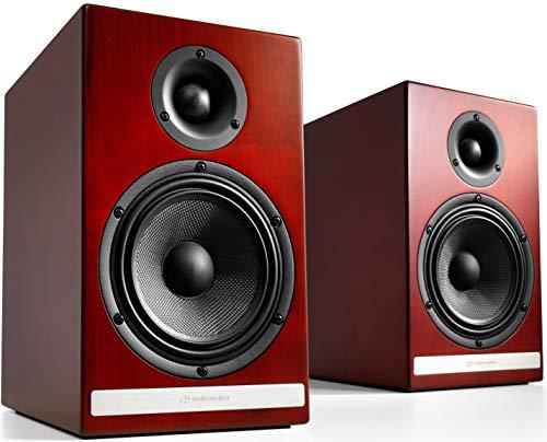 AudioengineHDP6 150W Passive Bookshelf Speakers (Cherry)
