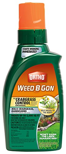 Ortho Weed B Gone MAX Weed Killer for Lawns
