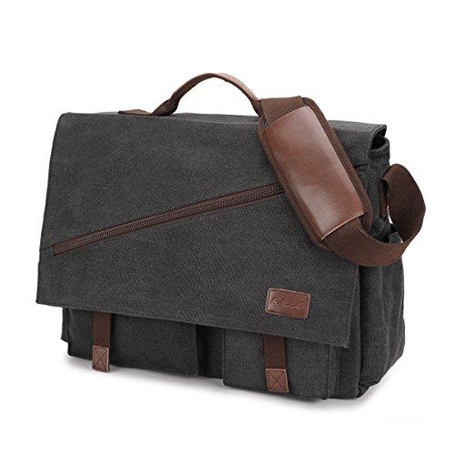 RAVUO Messenger Bag for Men