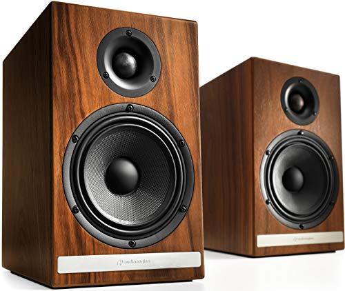 AudioengineHDP6 150W Passive Bookshelf Speakers (Walnut)