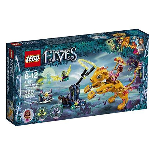 LEGO Elves Azari & The Fire Lion Capture