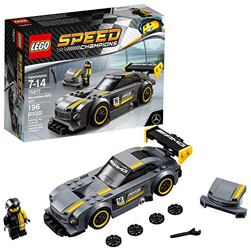 LEGO Speed Champions Mercedes-Amg Gt3 75877 Building Kit